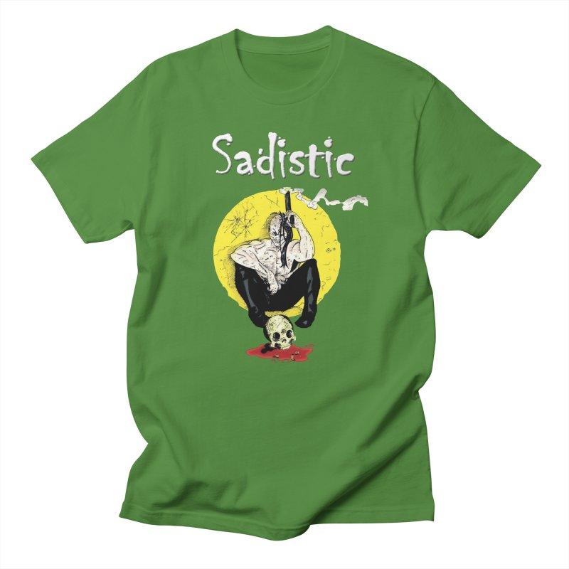 Sadistic Cover w/ Logo by Insane Comics' Shop