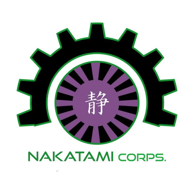 Planet Zero - NAKATAMI Logo by Insane Comics' Shop