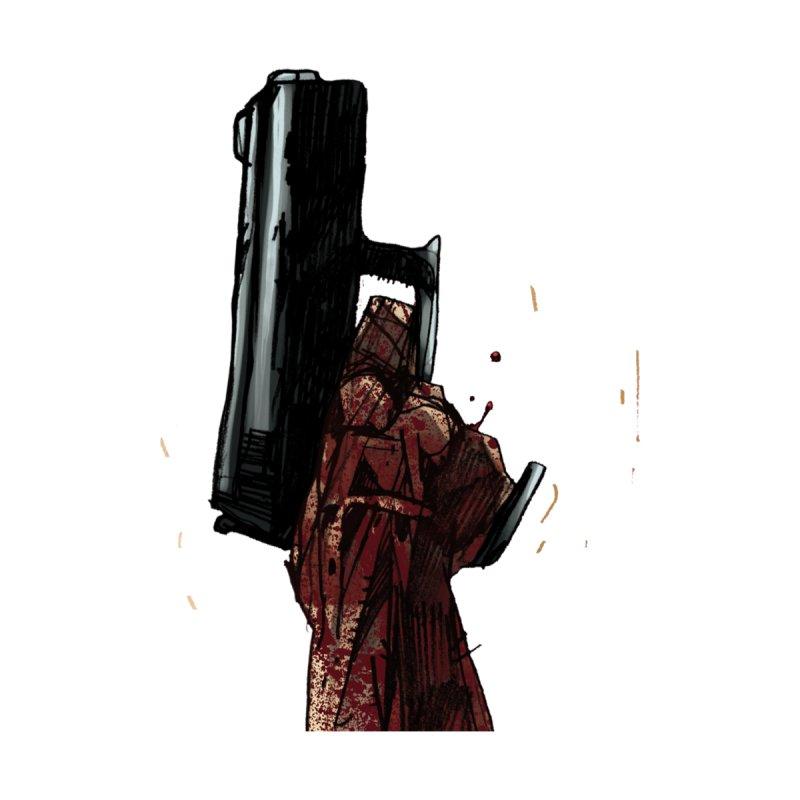 Silence Of God - Gun by Insane Comics' Shop