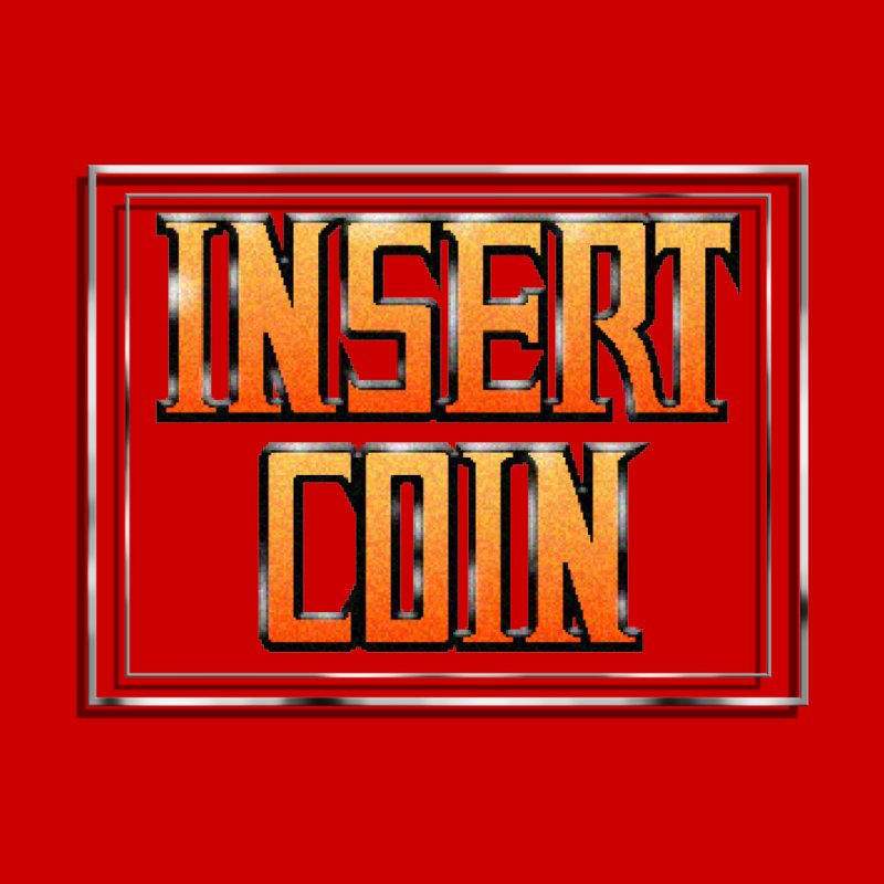 All Designs | Insert Coin's Shop Of 90s Arcade Awesomeness