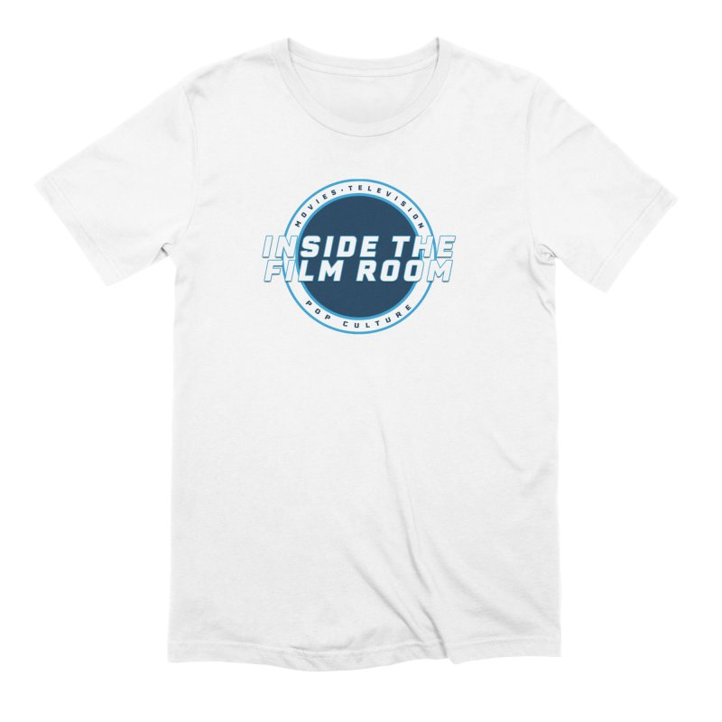 Inside The Film Room Logo Men's T-Shirt by Inside The Film Room Official Store