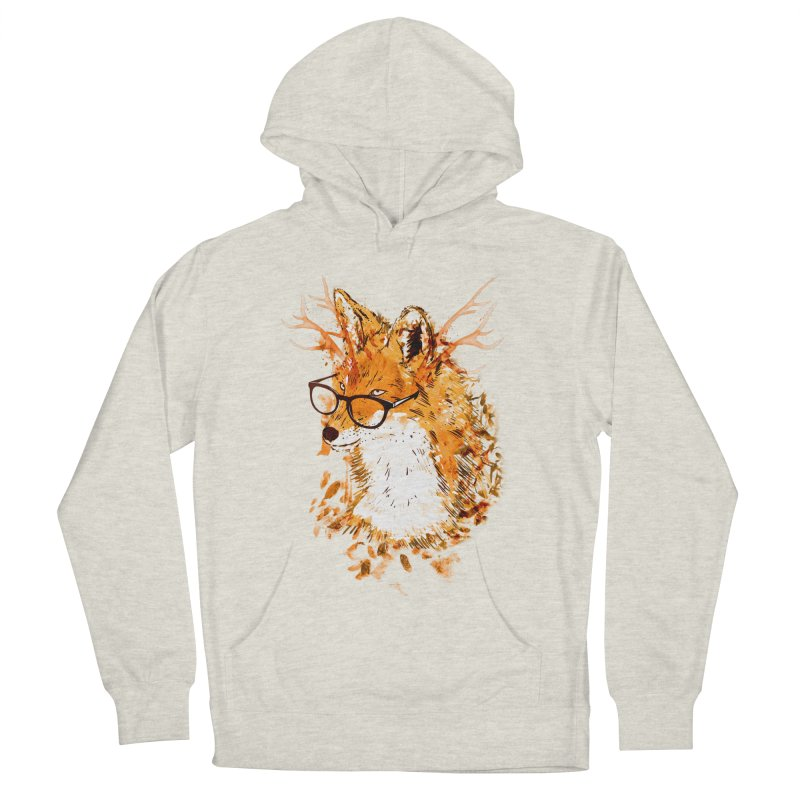 Wild Spirit Men's Pullover Hoody by Emerson Rauth