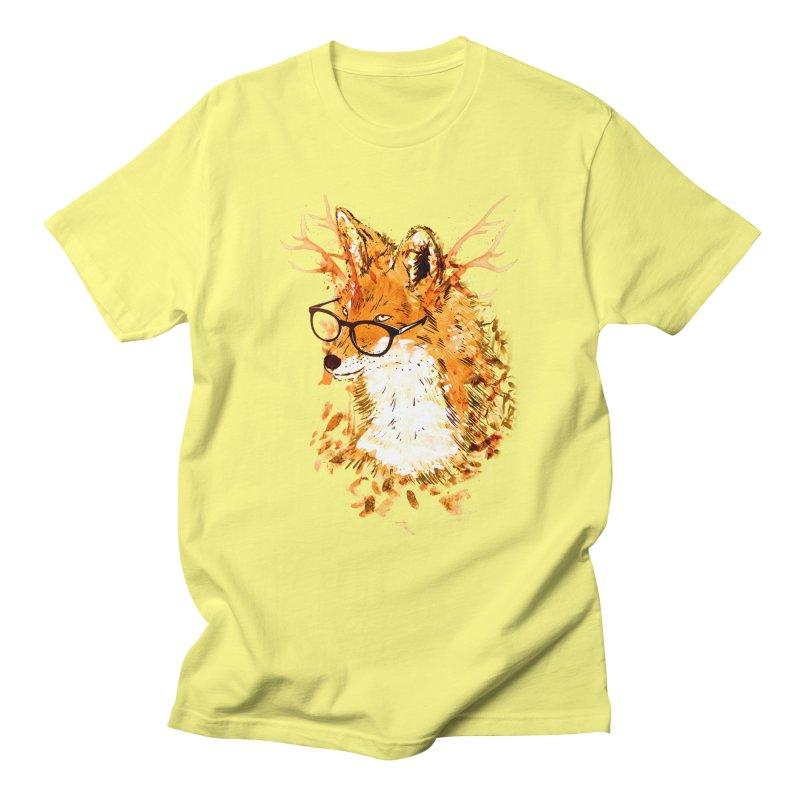 Wild Spirit Men's T-shirt by Emerson Rauth
