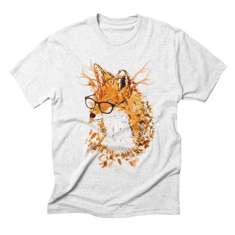 Wild Spirit Men's Triblend T-shirt by Emerson Rauth