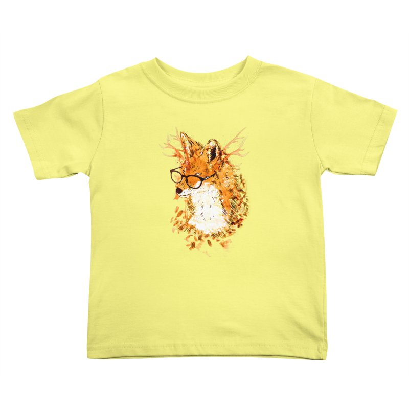 Wild Spirit Kids Toddler T-Shirt by Emerson Rauth
