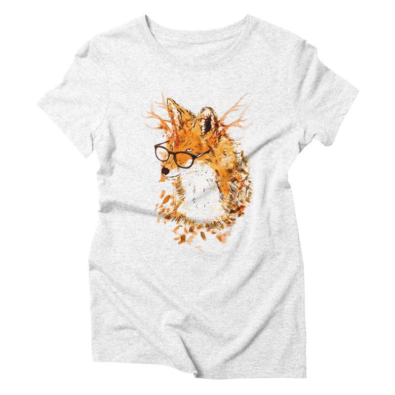 Wild Spirit Women's Triblend T-shirt by Emerson Rauth