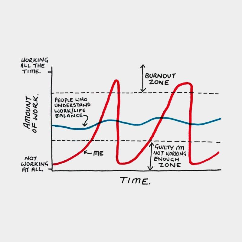 Work/Life Balance by Prinstachaaz