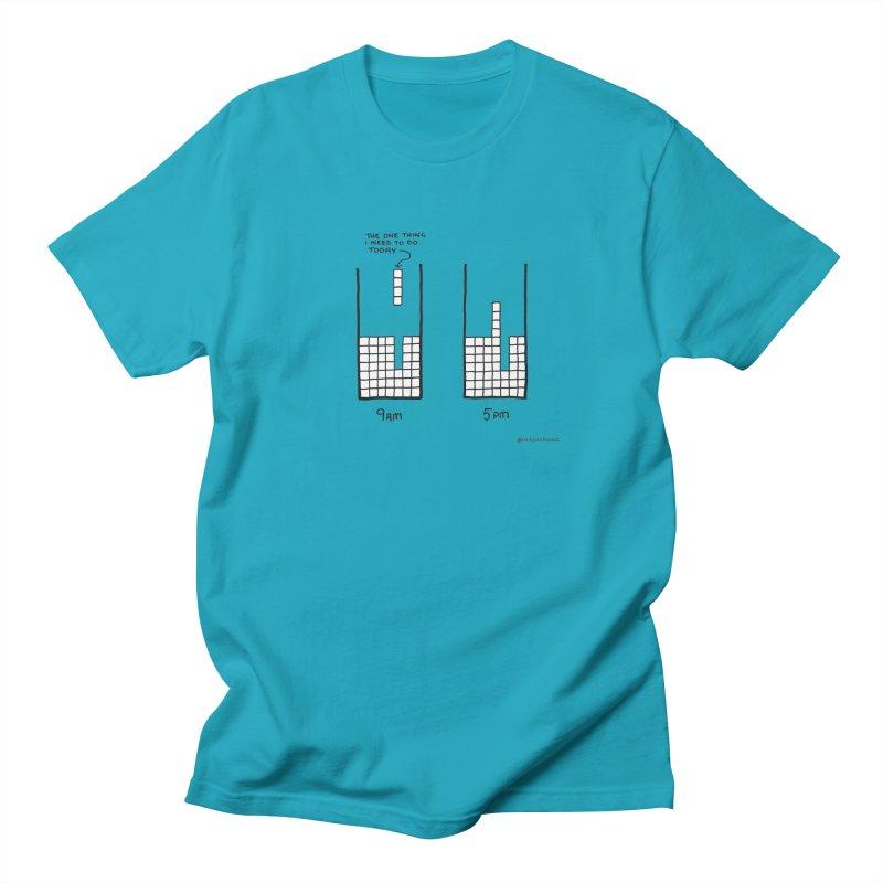 Close Enough. Women's Regular Unisex T-Shirt by Prinstachaaz