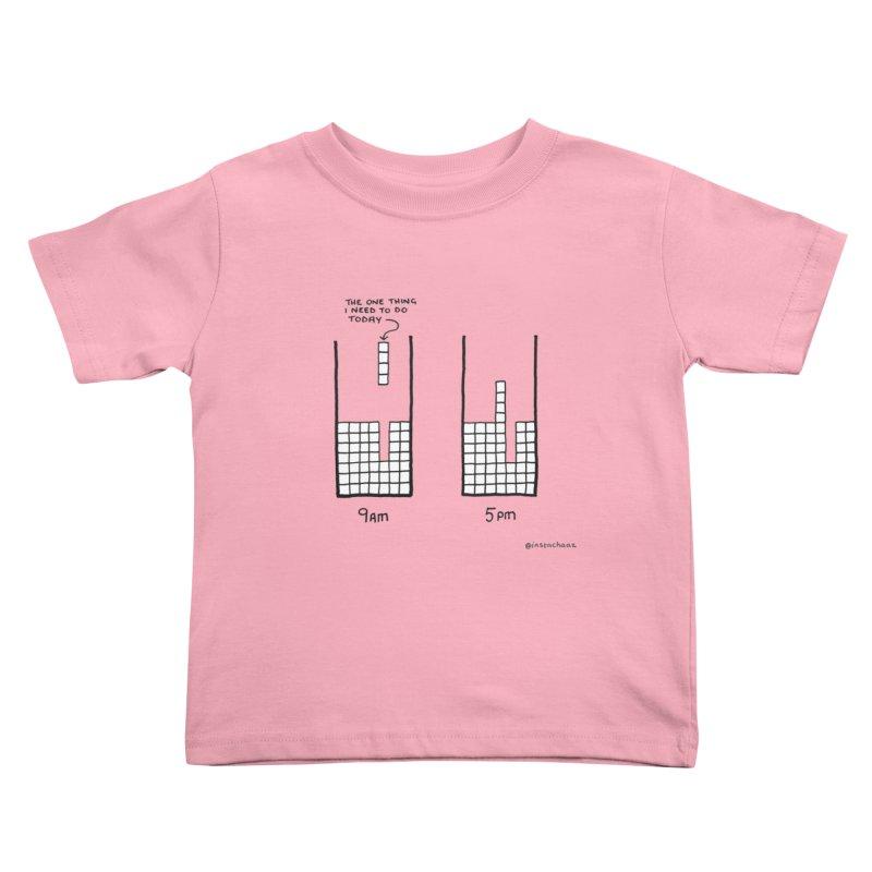 Close Enough. Kids Toddler T-Shirt by Prinstachaaz