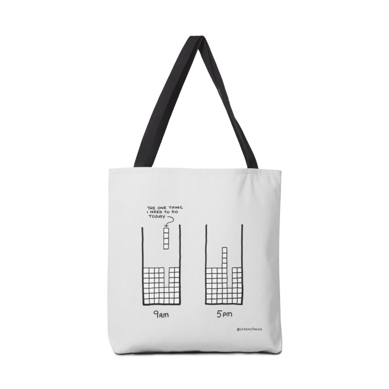 Close Enough. Accessories Tote Bag Bag by Prinstachaaz