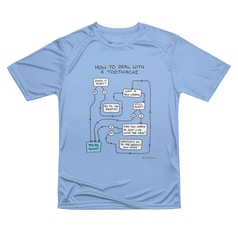 Toothache (Original) Men's T-Shirt by Prinstachaaz