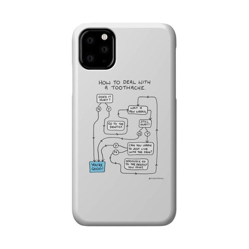 Toothache (Original) Accessories Phone Case by Prinstachaaz