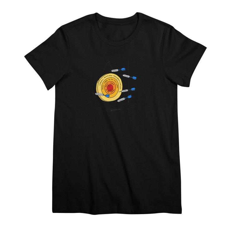 Nailed It. Women's Premium T-Shirt by Prinstachaaz