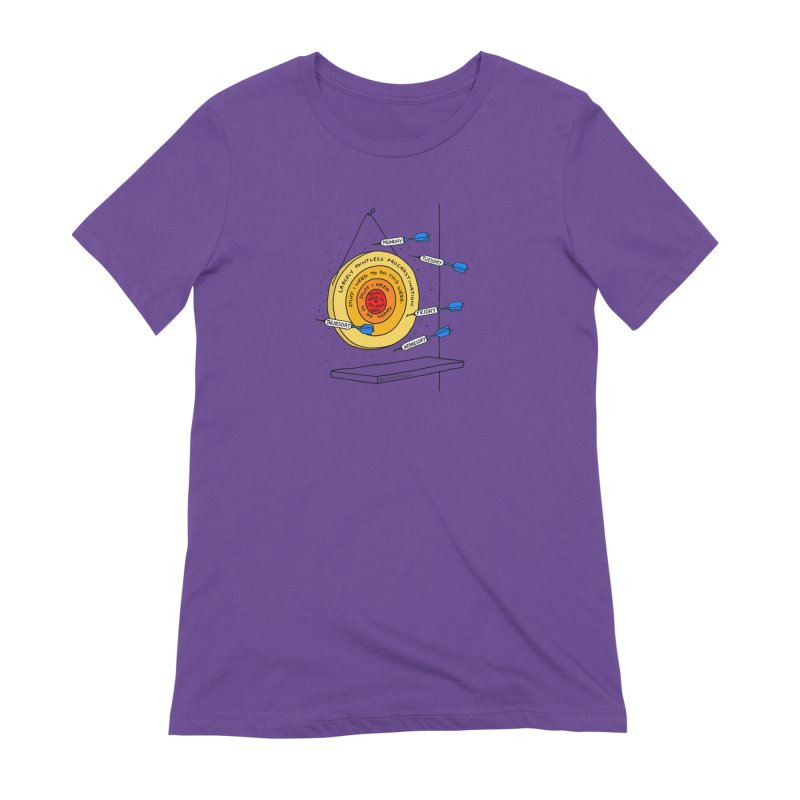 Nailed It. Women's Extra Soft T-Shirt by Prinstachaaz