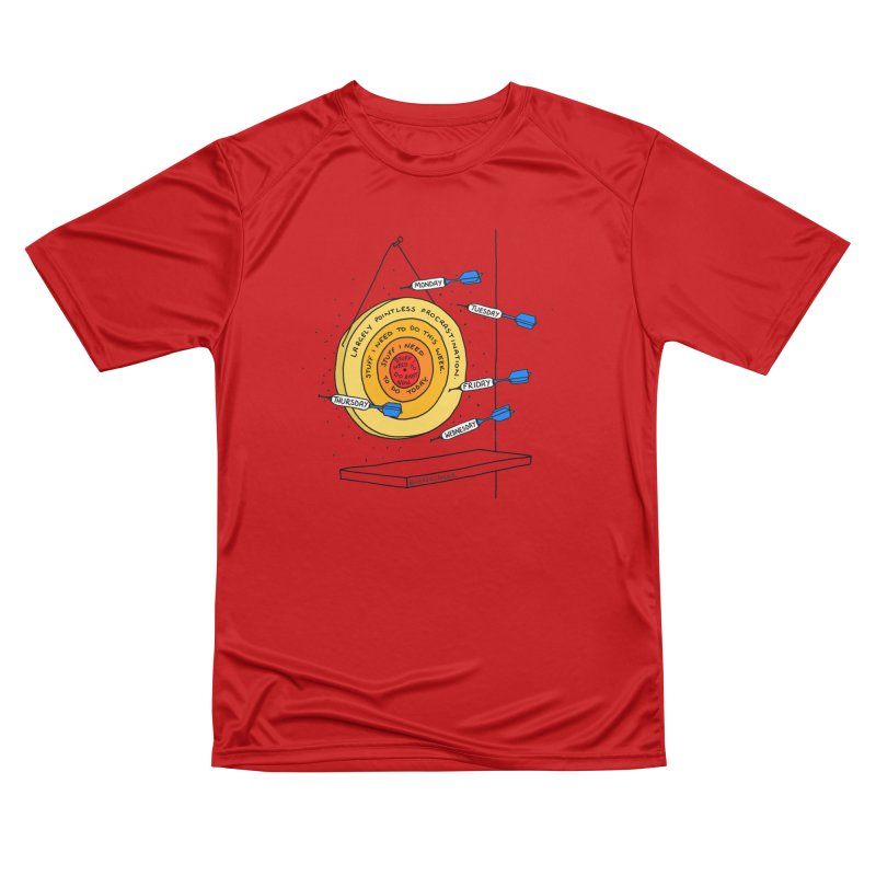 Nailed It. Women's Performance Unisex T-Shirt by Prinstachaaz