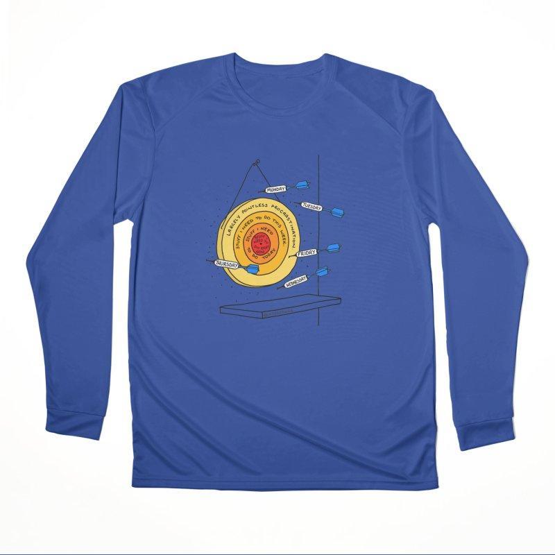 Nailed It. Men's Performance Longsleeve T-Shirt by Prinstachaaz