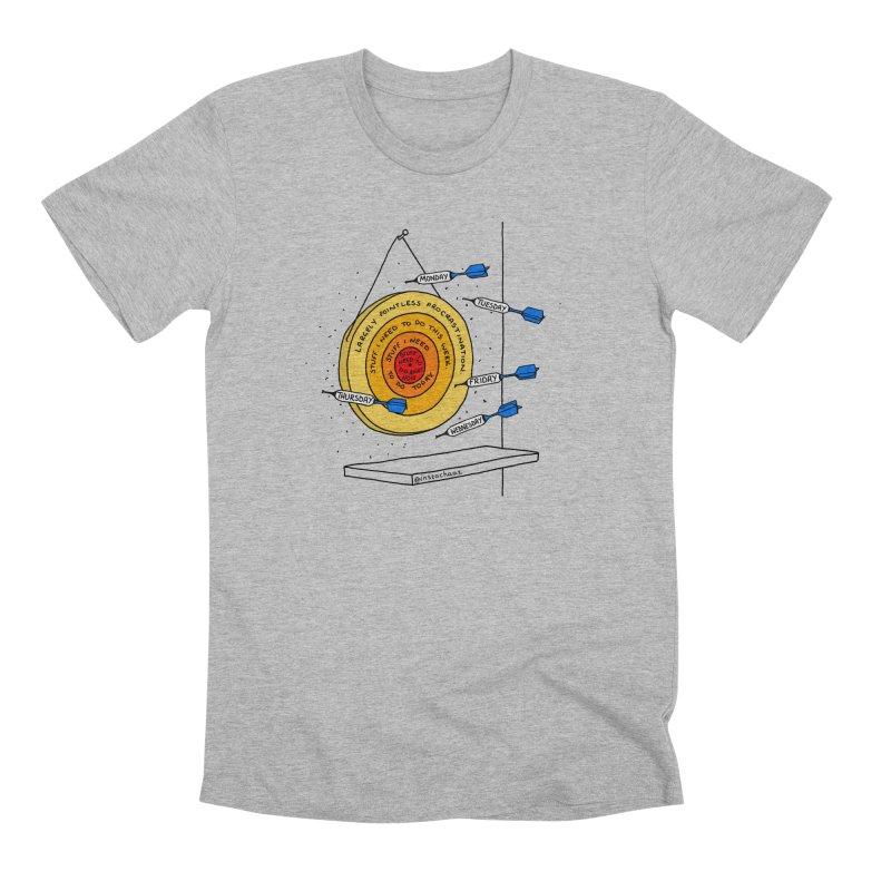 Nailed It. Men's Premium T-Shirt by Prinstachaaz
