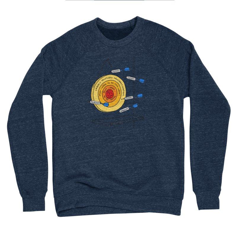 Nailed It. Men's Sponge Fleece Sweatshirt by Prinstachaaz