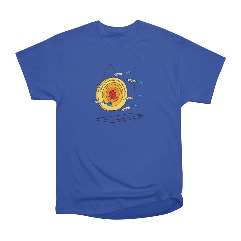Nailed It. Men's Heavyweight T-Shirt by Prinstachaaz