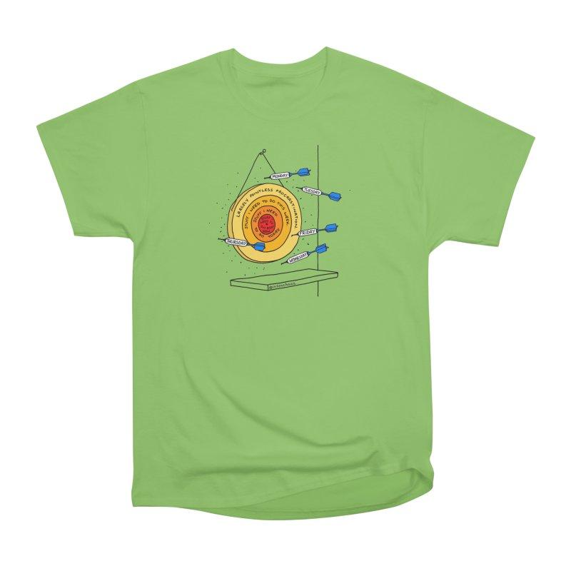 Nailed It. Women's Heavyweight Unisex T-Shirt by Prinstachaaz