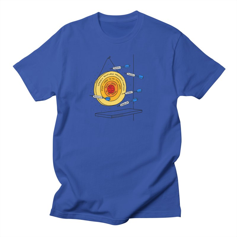 Nailed It. Men's Regular T-Shirt by Prinstachaaz