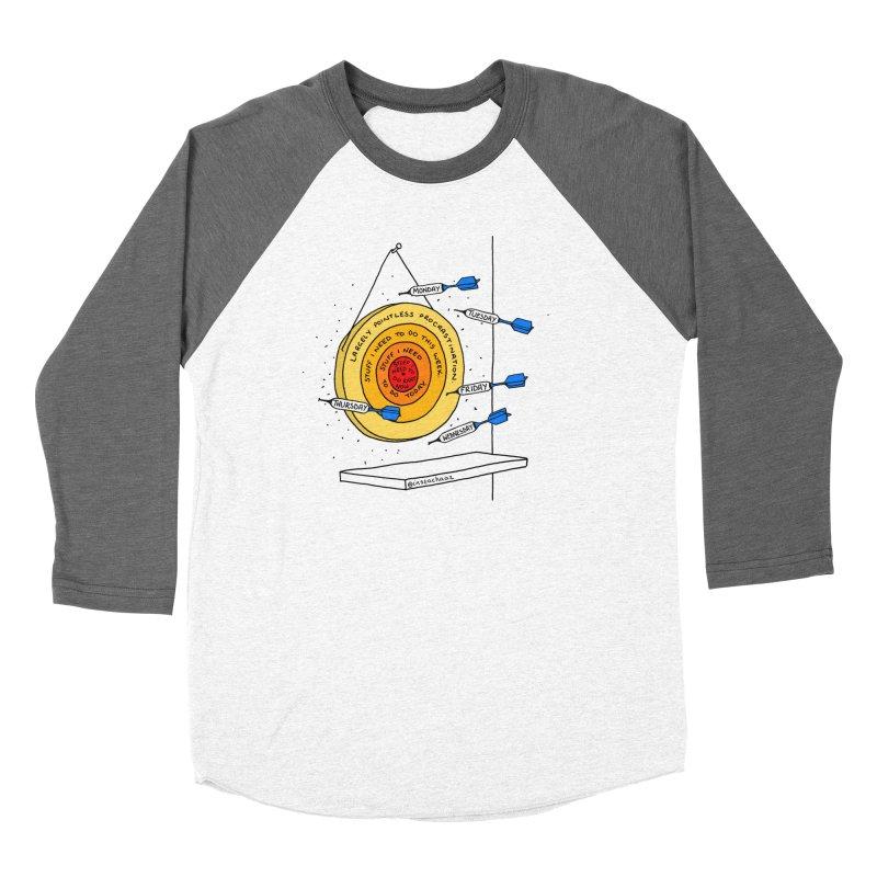 Nailed It. Women's Baseball Triblend Longsleeve T-Shirt by Prinstachaaz