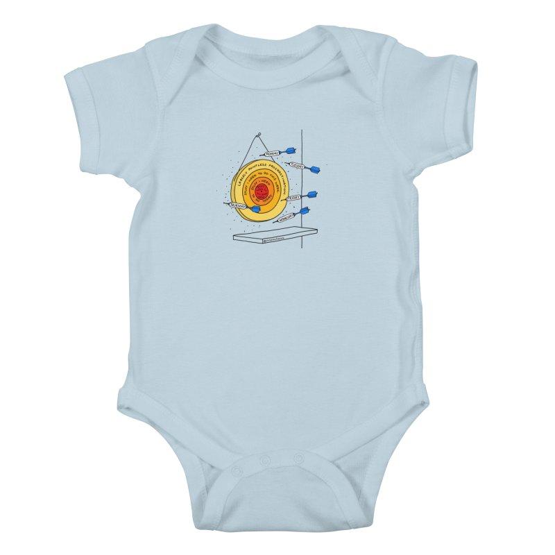 Nailed It. Kids Baby Bodysuit by Prinstachaaz