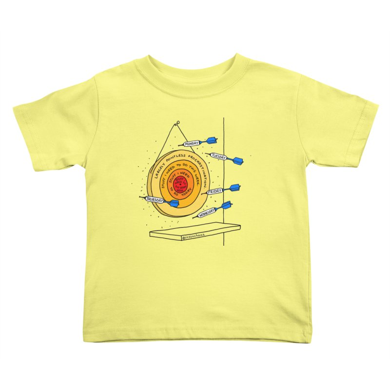 Nailed It. Kids Toddler T-Shirt by Prinstachaaz