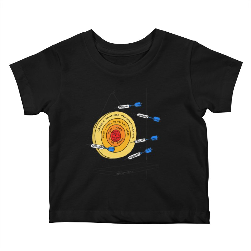 Nailed It. Kids Baby T-Shirt by Prinstachaaz