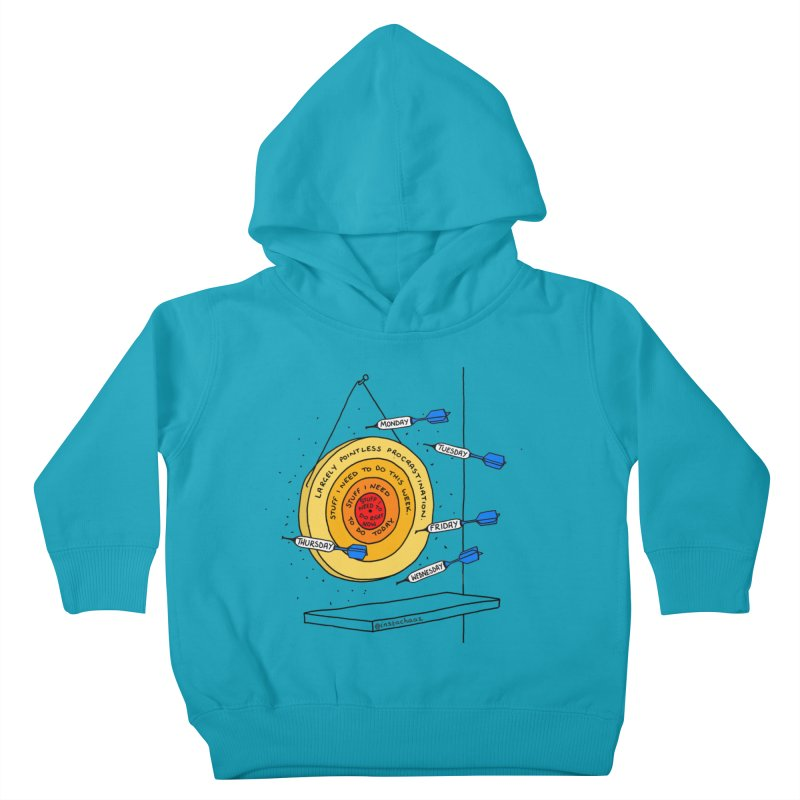 Nailed It. Kids Toddler Pullover Hoody by Prinstachaaz
