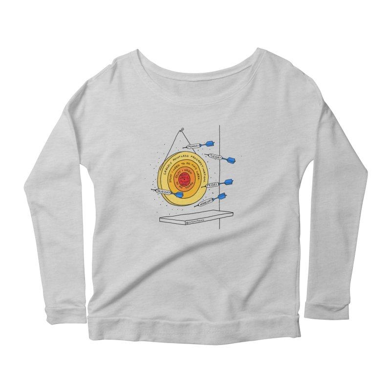 Nailed It. Women's Scoop Neck Longsleeve T-Shirt by Prinstachaaz