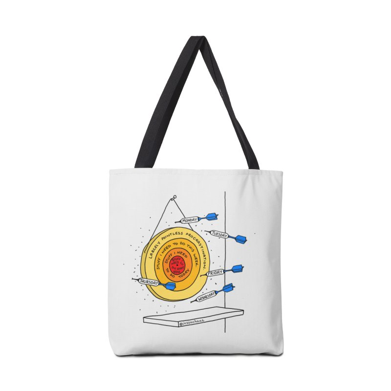 Nailed It. Accessories Tote Bag Bag by Prinstachaaz