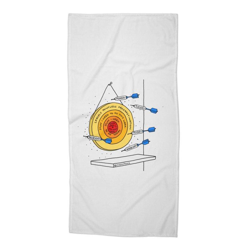 Nailed It. Accessories Beach Towel by Prinstachaaz