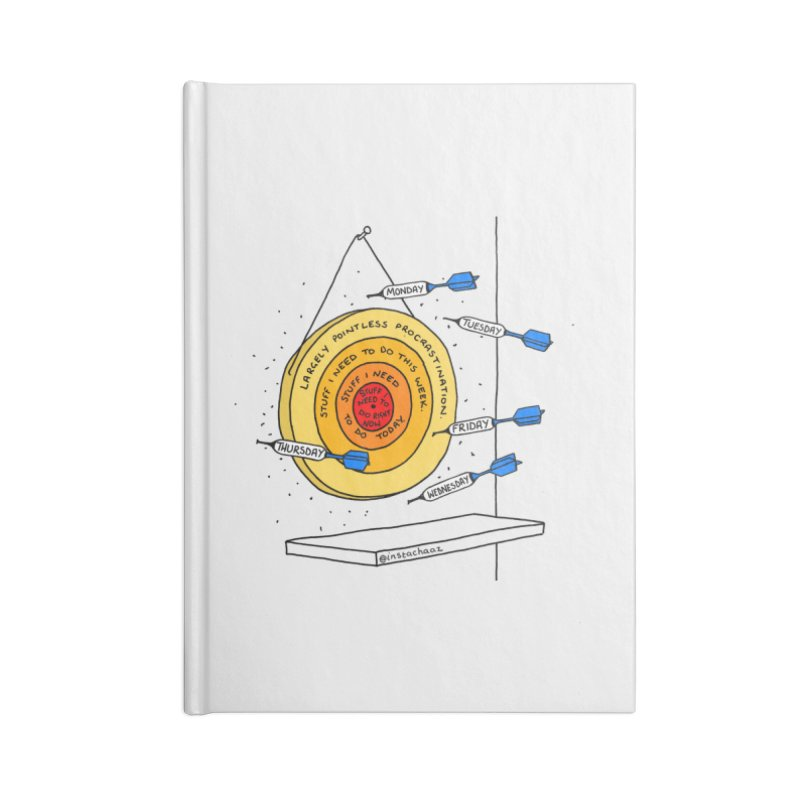 Nailed It. Accessories Blank Journal Notebook by Prinstachaaz