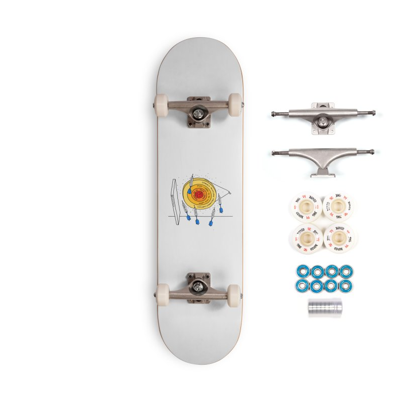 Nailed It. Accessories Complete - Premium Skateboard by Prinstachaaz