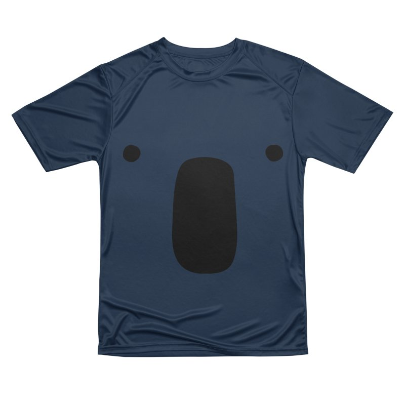 Koala Face - Bushfire Relief. Men's Performance T-Shirt by Prinstachaaz