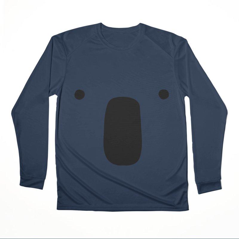 Koala Face - Bushfire Relief. Men's Performance Longsleeve T-Shirt by Prinstachaaz