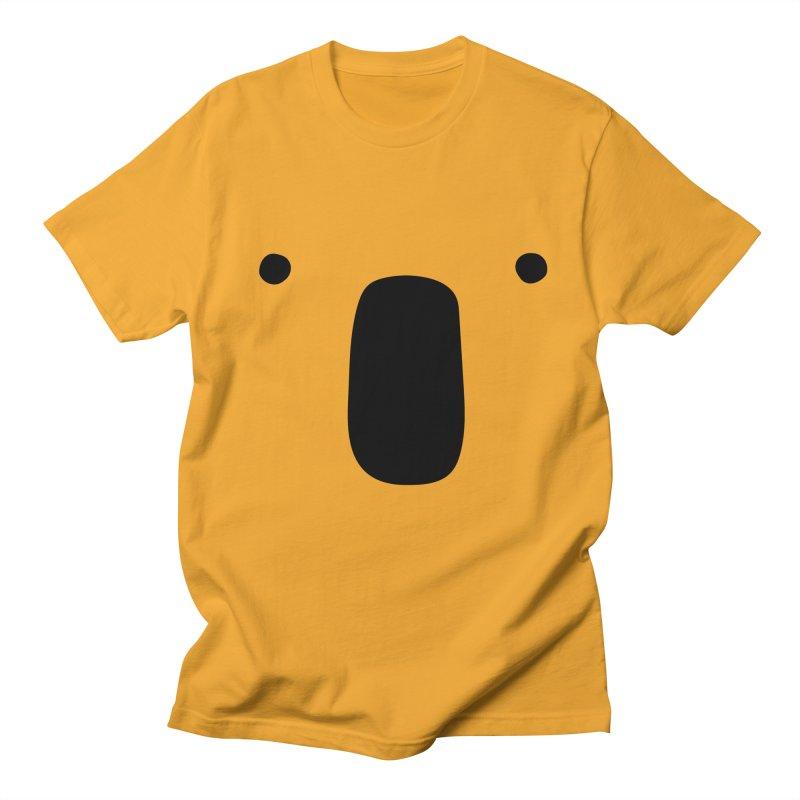 Koala Face - Bushfire Relief. Women's Regular Unisex T-Shirt by Prinstachaaz