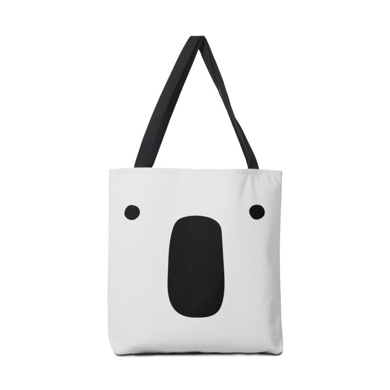 Koala Face - Bushfire Relief. Accessories Tote Bag Bag by Prinstachaaz