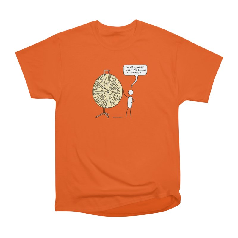 What's On For Today.... Women's T-Shirt by Prinstachaaz