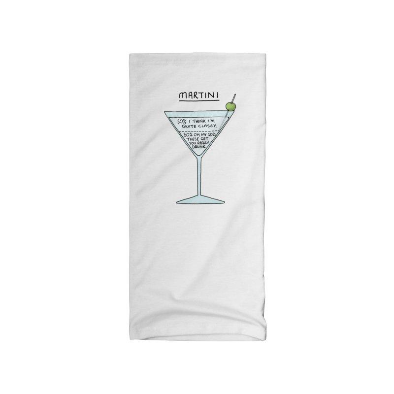 Martini Accessories Neck Gaiter by Prinstachaaz