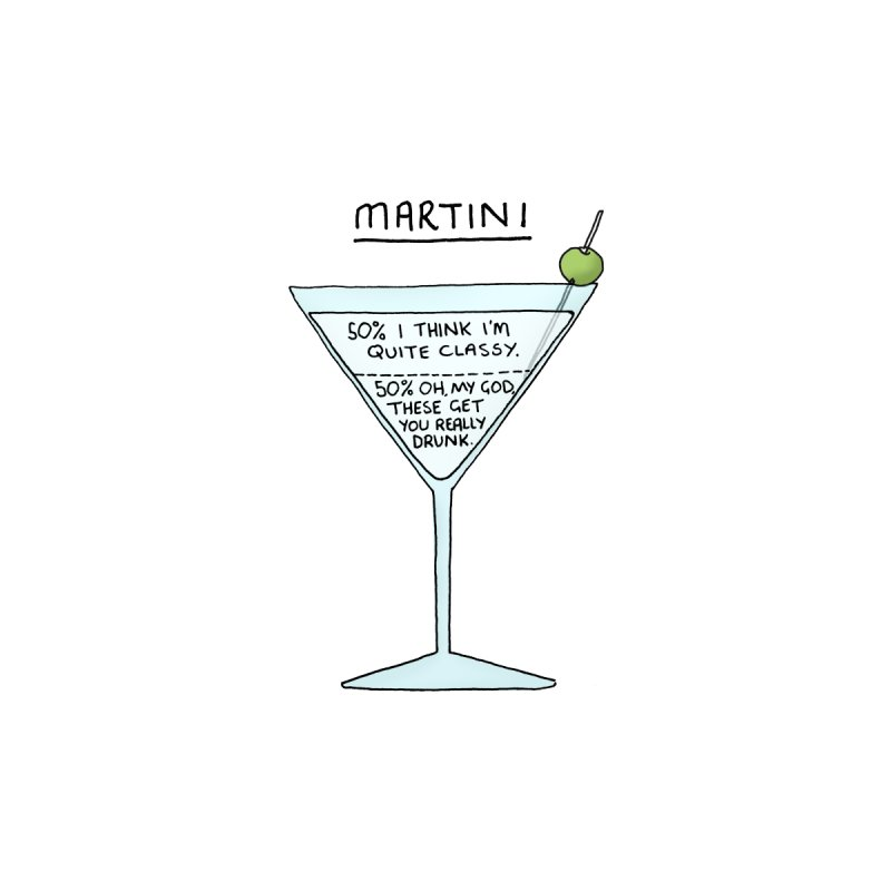 Martini Accessories Skateboard by Prinstachaaz