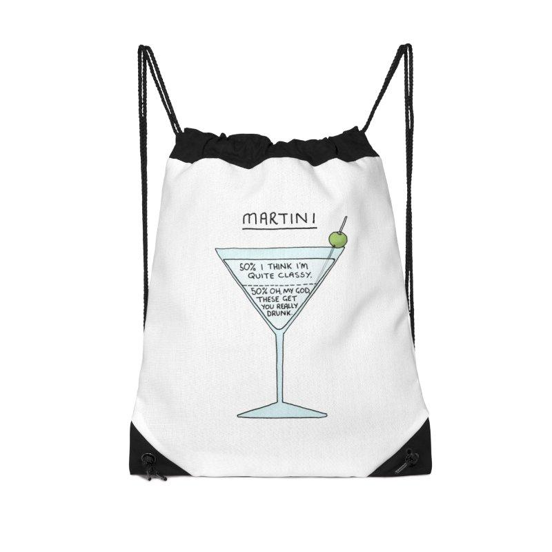 Martini Accessories Bag by Prinstachaaz