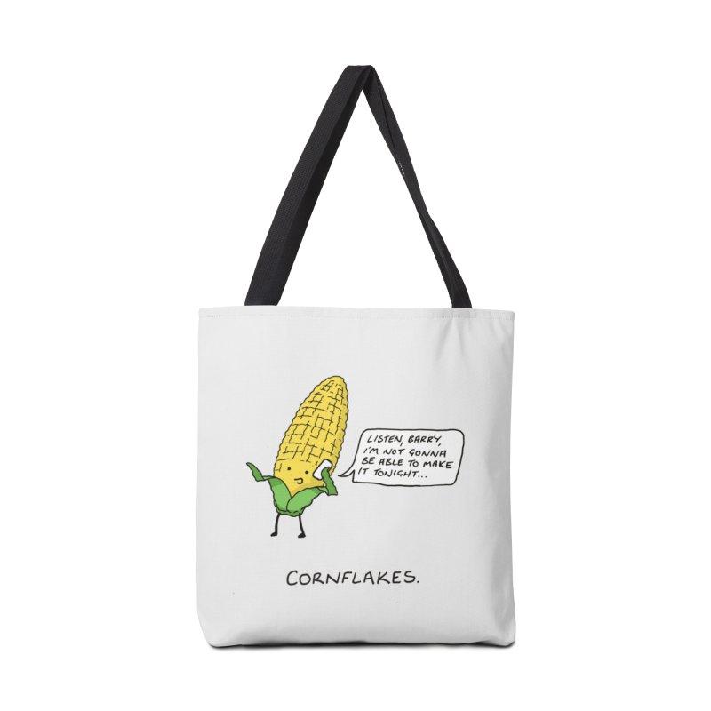 Cornflakes Accessories Bag by Prinstachaaz