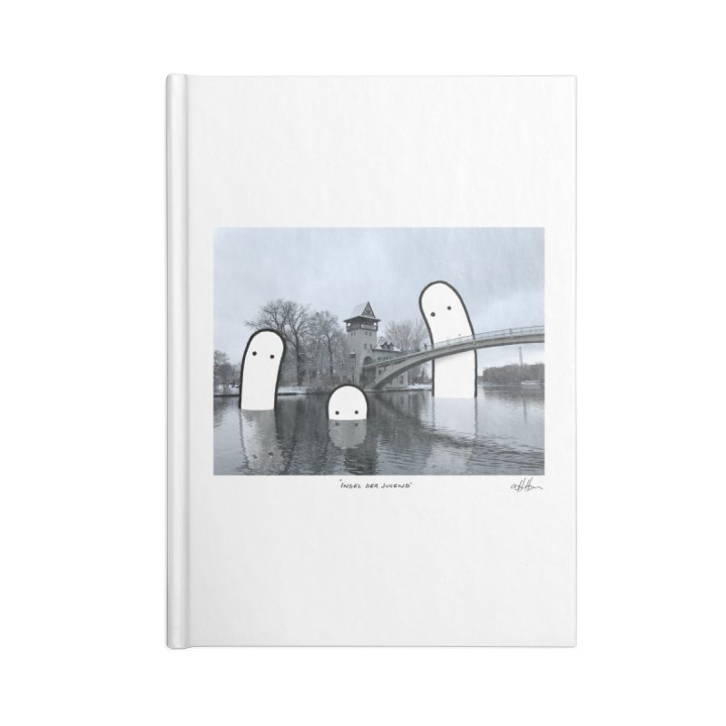 Island of Youth Accessories Notebook by Prinstachaaz