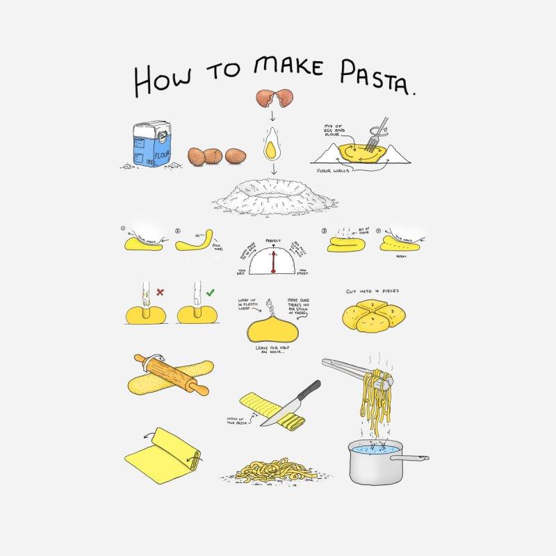 How To Make Pasta Accessories Notebook by Prinstachaaz