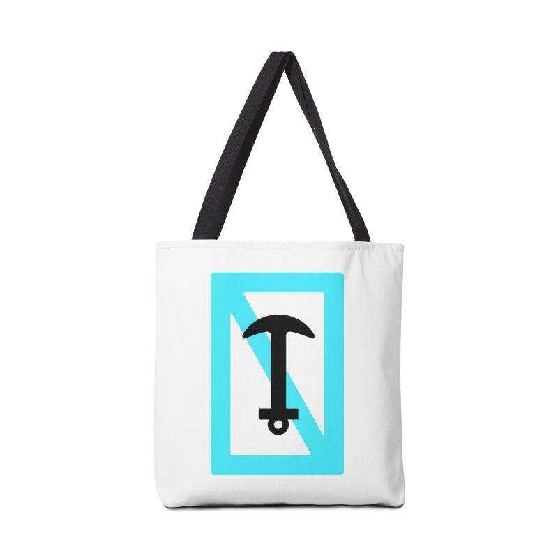 Ankern Verboten - Blue Accessories Bag by Prinstachaaz