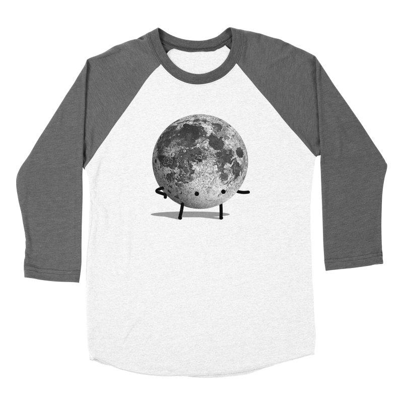 Moon Man Women's Longsleeve T-Shirt by Prinstachaaz