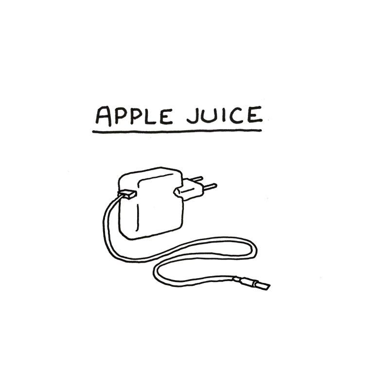 Apple Juice Women's Zip-Up Hoody by Prinstachaaz