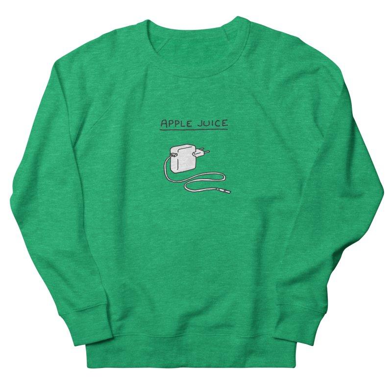 Apple Juice Women's Sweatshirt by Prinstachaaz